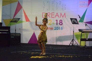Детский конкурс талантов в Паттайе