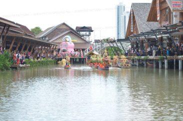 Плавучий рынок в Паттайе получил награду