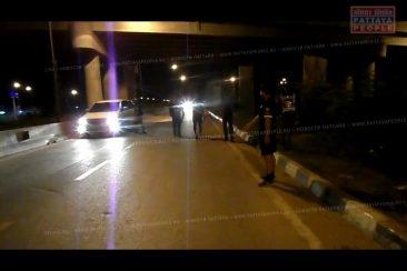 Стрельба на дороге в Паттайе