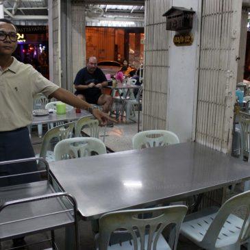Уличный торговец напал на туриста в Патайе