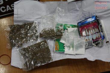 В Паттайе задержан англичанин с наркотиками