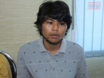 Задержан ростовщик, избивший женщину в Паттайе