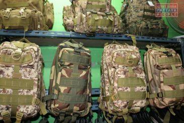 Магазин военной одежды и снаряжения «Stalker» в Паттайе (19)