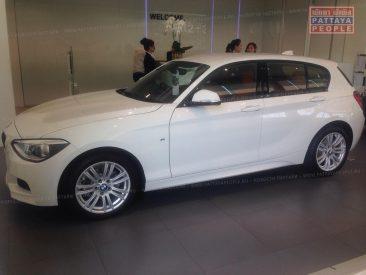Новый салон BMW в Паттайе