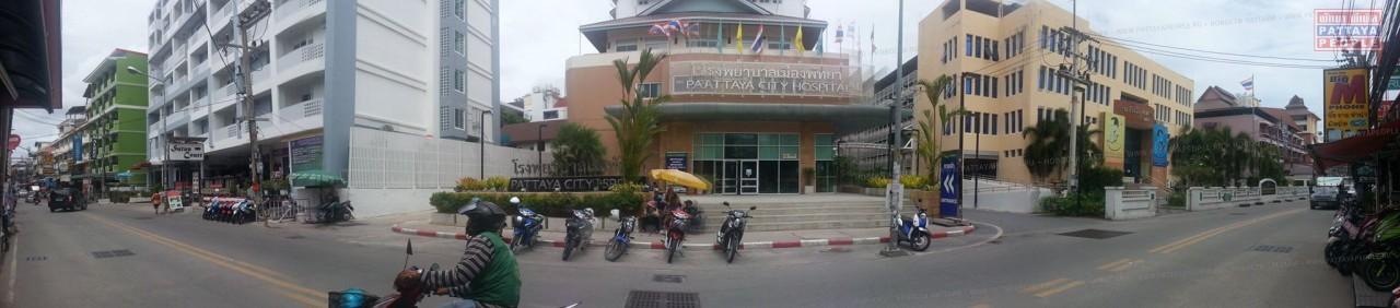 Паттайя Сити госпиталь