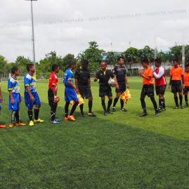 Паттайя спортивная — футбол в Паттайе