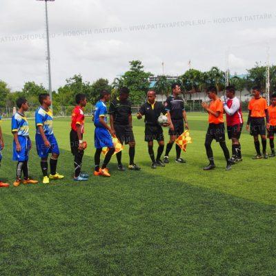 Ежегодно в школах Паттайи проходит футбольный турнир среди учащихся - футбол в Паттайе: фотопроект Паттайя Пипл