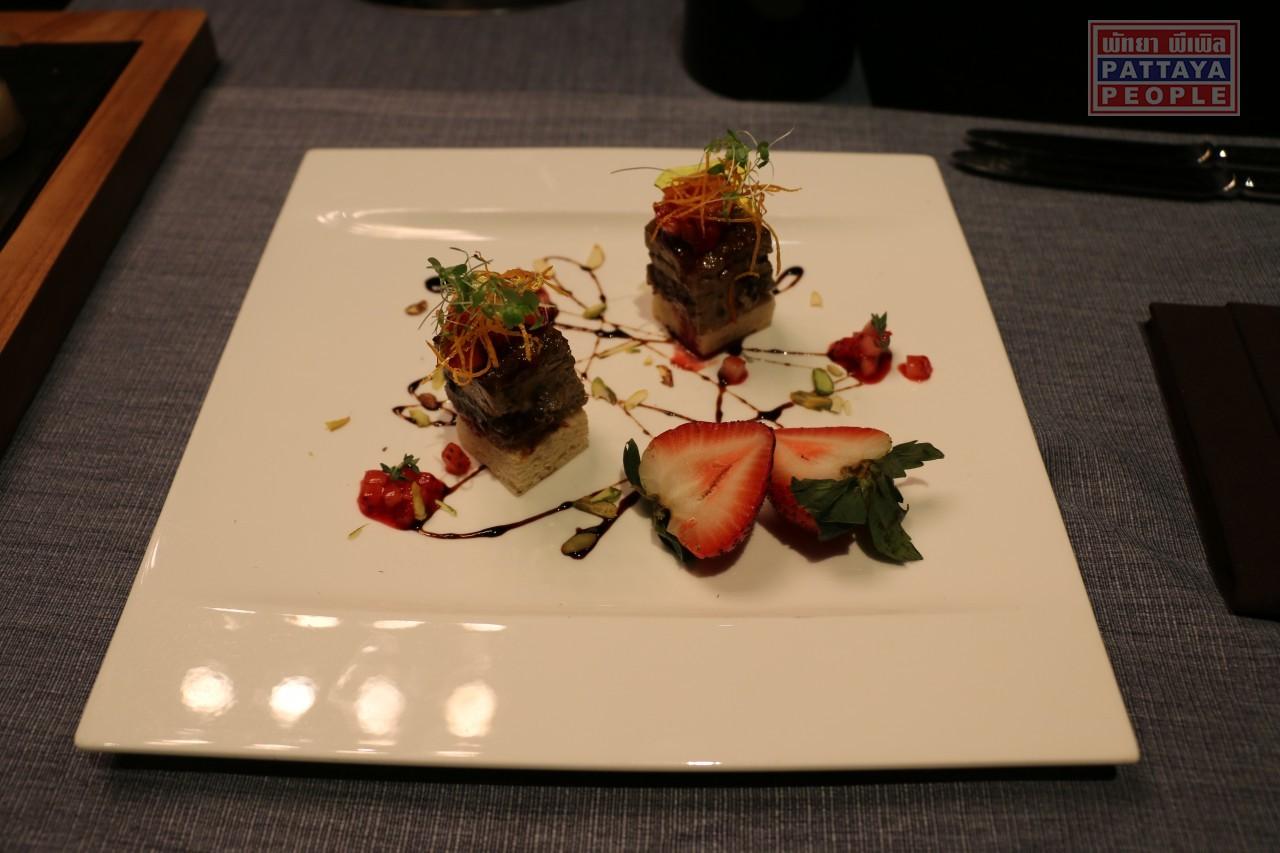 Ресторан «Horizon» в отеле «Hilton Pattaya» (56)