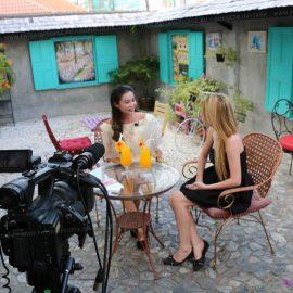 Съемки ТВ-программы Famous & Fabulous в Паттайе