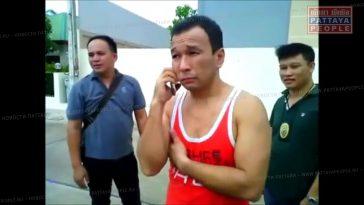 Сырым Парманов арест в Паттайе