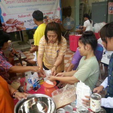 Тайцев учат на пекарей и гидов в Патайе