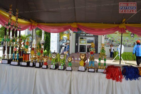 День спорта в школе Паттайи