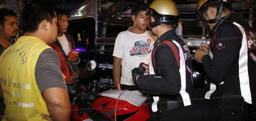 Грабители напали на англичанина в Паттайе