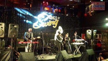 Концерт Королей Свинга в Паттайе