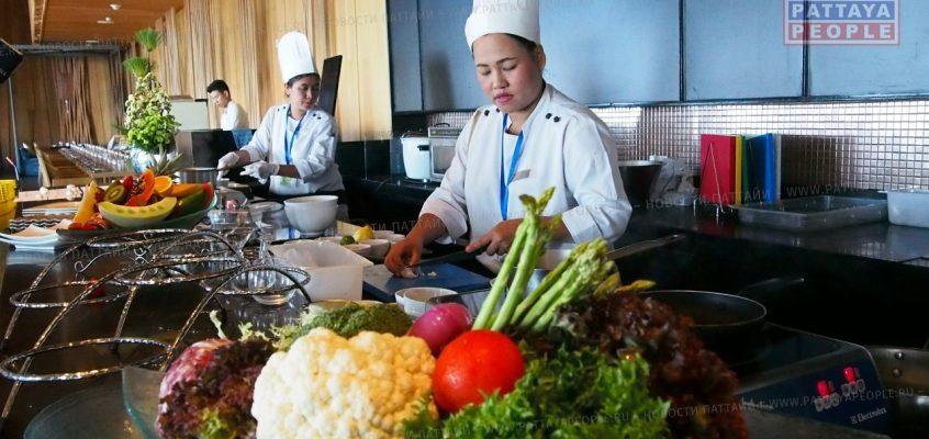 Кулинарный поединок в отеле «Hilton Pattaya»
