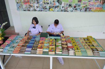Литературный школьный проект в Паттайе