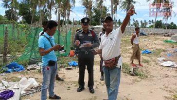 Мужчина погиб, упав с дерева в Паттайе