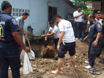 Новое испытание для спасательной команды Саванг Борибун
