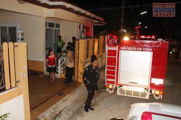 Отзывчивый сосед помог локализовать пожар в Паттайе