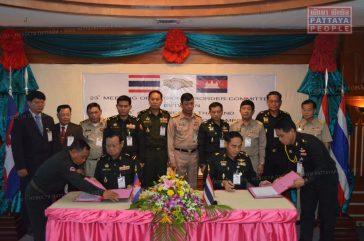 Соглашение о сотрудничестве на границе Таиланда и Камбоджи