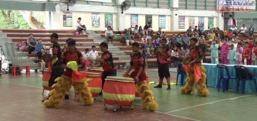 Соревнования по ушу в Паттайе