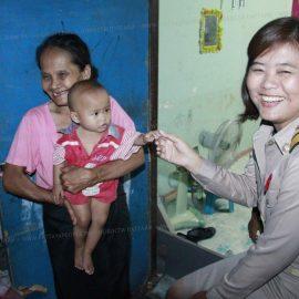 Социальная помощь жителям Паттайи