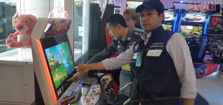 Азартный клуб для детей в Паттайе