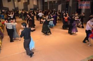Бальные танцы в Паттайе 2