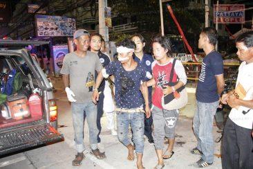Банда подростков избила камбоджийца в Паттайе