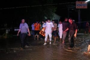 Ежегодное наводнение в Паттайе