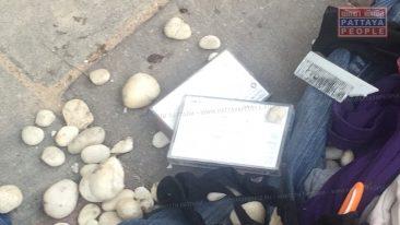 Ложная бомба в Паттайе