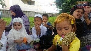Мусульмане Паттайи празднуют Курбан-байрам