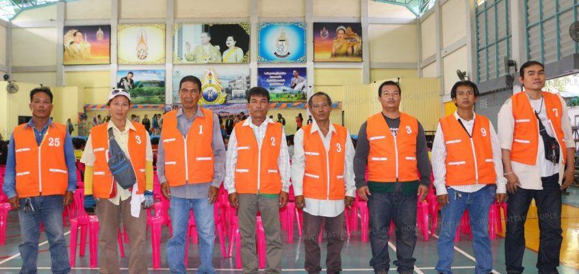 Новые куртки для мото-таксистов в Паттайе