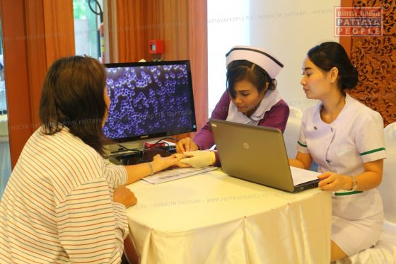 Оздоровительная программа по борьбе с раком в Паттайе