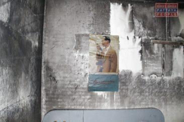 Пожар в жилом доме в Паттайе (1)