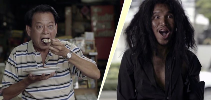 Тайская вирусная реклама, которая доводит до слёз