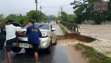 Тропический шторм Vamco обрушился на Паттайю