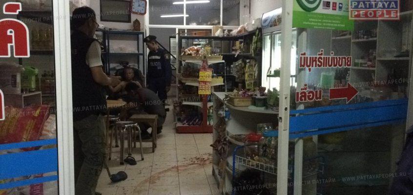 Video: В Паттайе сын полицейского выстрелил в себя на глазах у родителей
