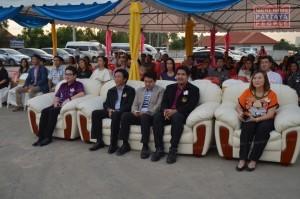 Открытие Love Art Park в Паттайе