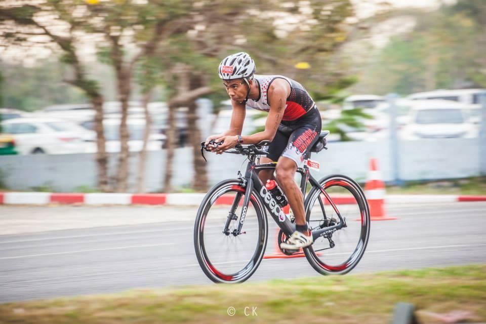 Паттайский триатлон 2015