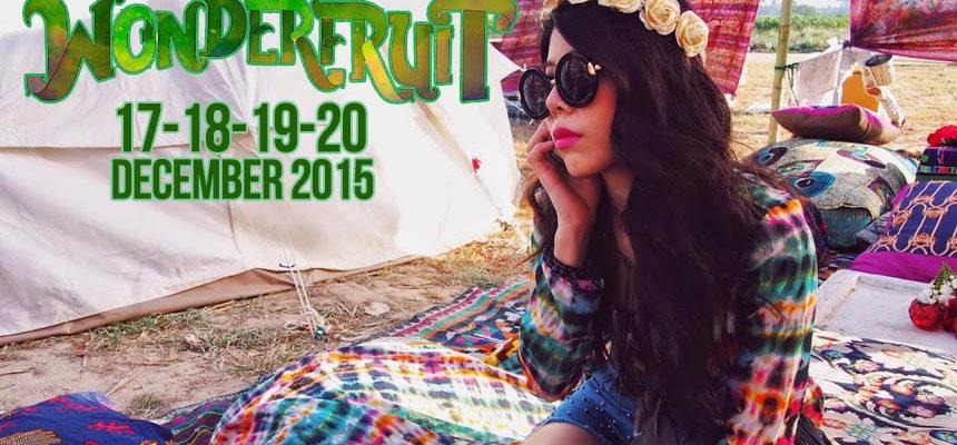 Фестиваль Wonderfruit 2015 в Паттайе