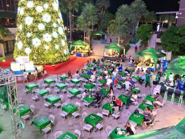 Новогодняя елка в Паттайе (2)