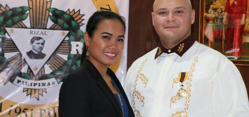 VIDEO: Посвящение в рыцари Ордена Ризала в Паттайе