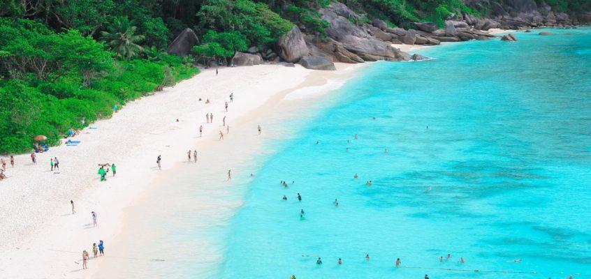 Лучшие пляжи — в Таиланде