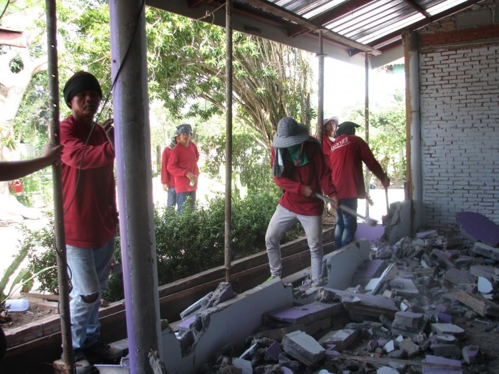 В Паттайе требуются волонтеры