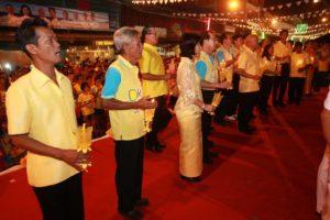 День Рождения Короля Таиланда в Паттайе