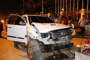 Туристы из России пострадали в серьезном ДТП в Паттайе