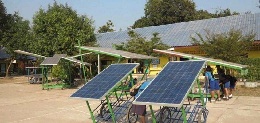 Солнечная школа в Таиланде