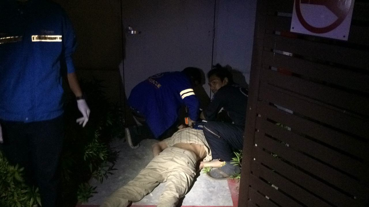 Турист из Казахстана выпал с балкона отеля в Паттайе (1)