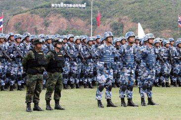 В Таиланде начались совместные китайско-таиландские учения Blue Strike 2016